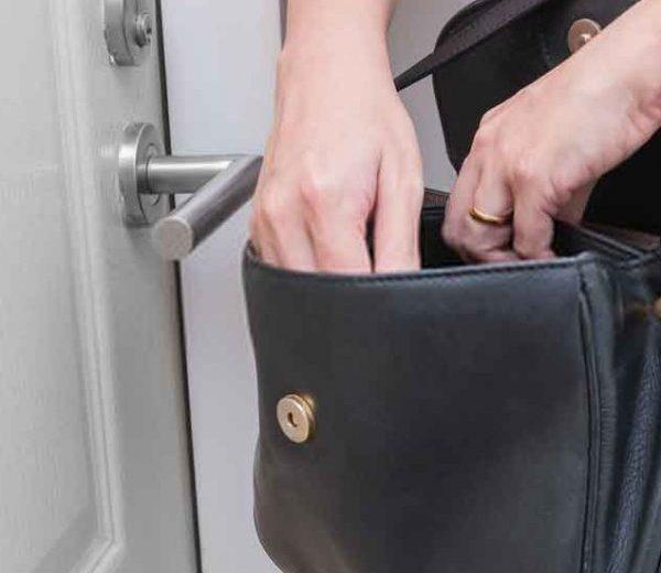 Loss of residential keys